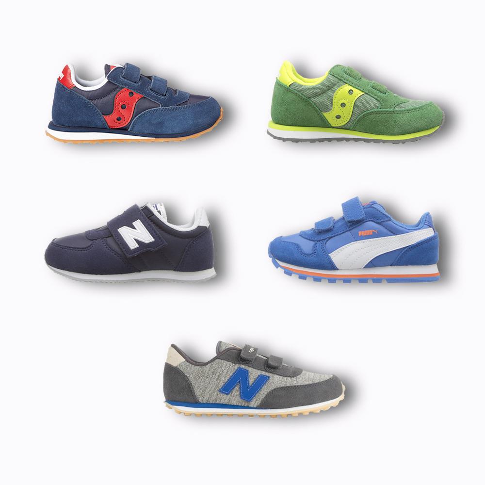Retro Toddler Sneakers