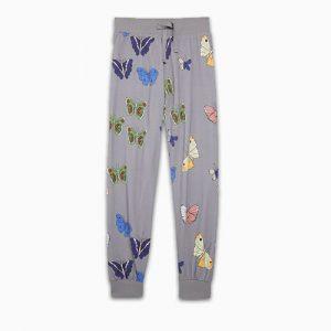 mini rodini butterflies sweatpants