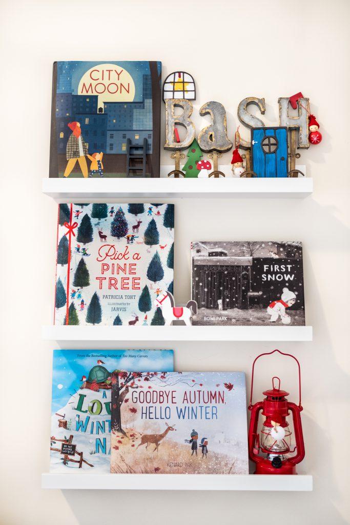 Sunday Shelfie: More Winter Books for Kids
