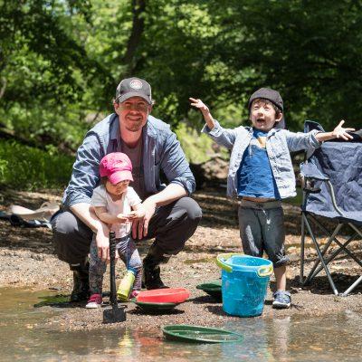 A Jurassic Daytrip: Fossil Hunting in Big Brook Preserve, New Jersey